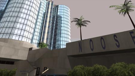 NOOSE Building, Los Santos, San Andreas